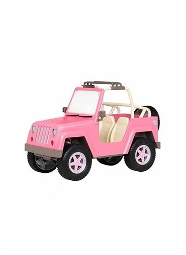 Our Generation Our Generation Elektronik 4 x 4 Jeep Renkli